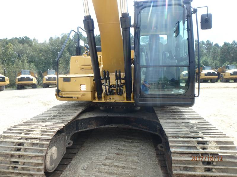 CATERPILLAR TRACK EXCAVATORS 323FL equipment  photo 3