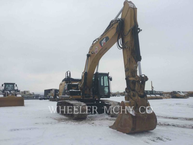CATERPILLAR TRACK EXCAVATORS 336E L CFM equipment  photo 4