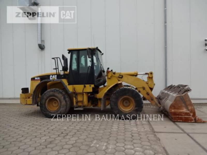 CATERPILLAR WHEEL LOADERS/INTEGRATED TOOLCARRIERS 962G equipment  photo 8