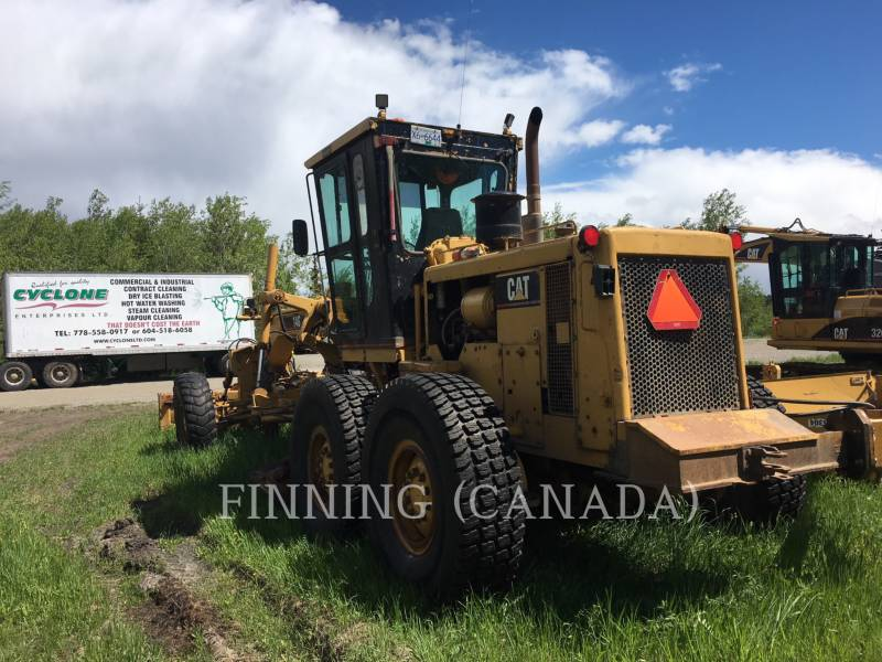 CATERPILLAR MOTORGRADER 14G equipment  photo 3