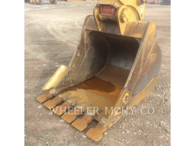 CATERPILLAR KETTEN-HYDRAULIKBAGGER 320E L equipment  photo 10