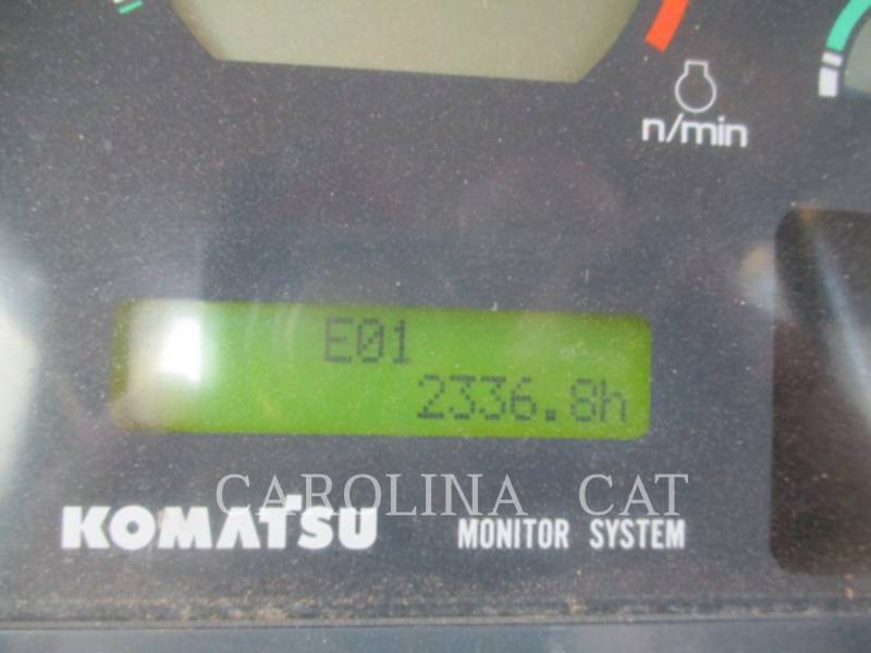 KOMATSU LTD. TRACTORES DE CADENAS D65EX-15 equipment  photo 10