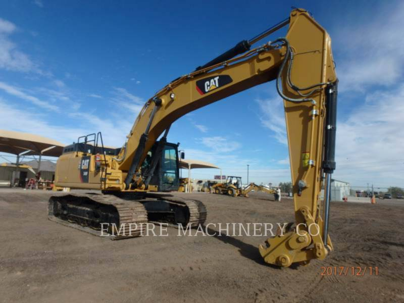 CATERPILLAR TRACK EXCAVATORS 349FL    P equipment  photo 1