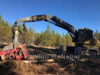 Equipment photo TIGERCAT H855C FORESTRY - PROCESSOR 1