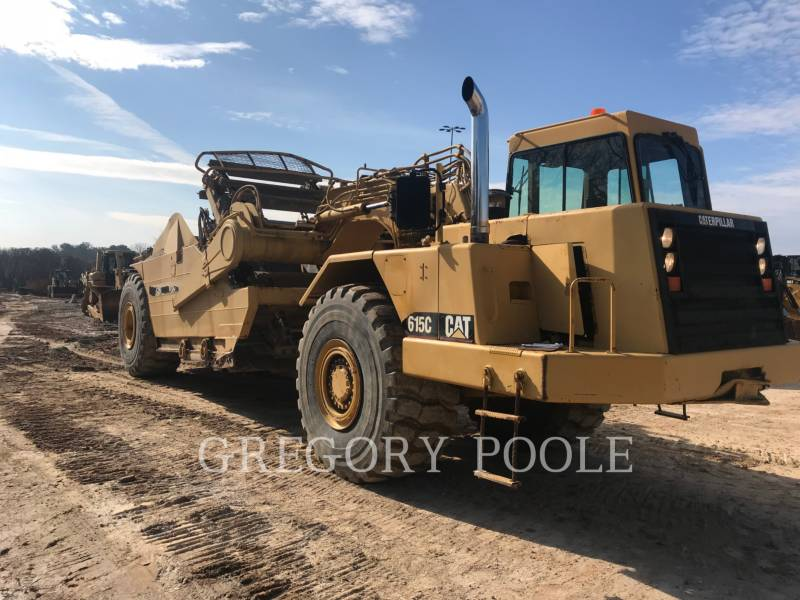 CATERPILLAR MOTOESCREPAS 615C II equipment  photo 6