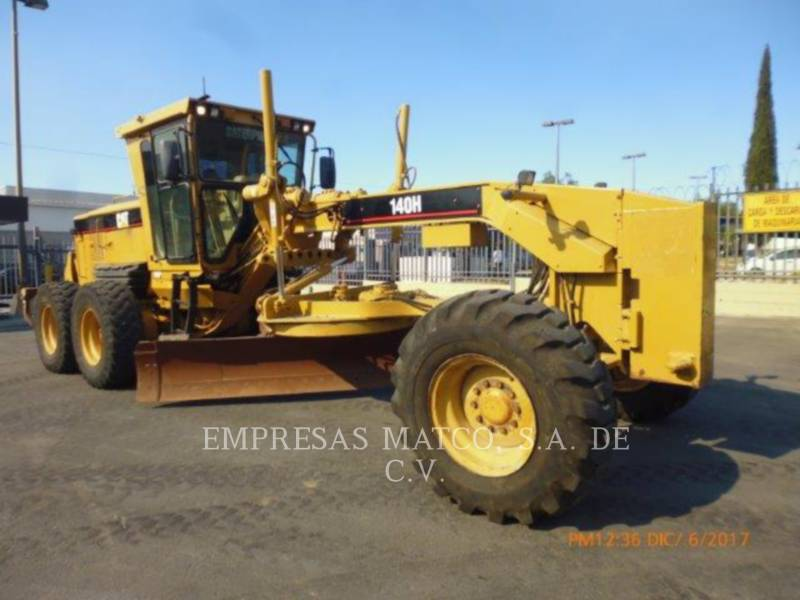 CATERPILLAR MOTONIVELADORAS 140H equipment  photo 2