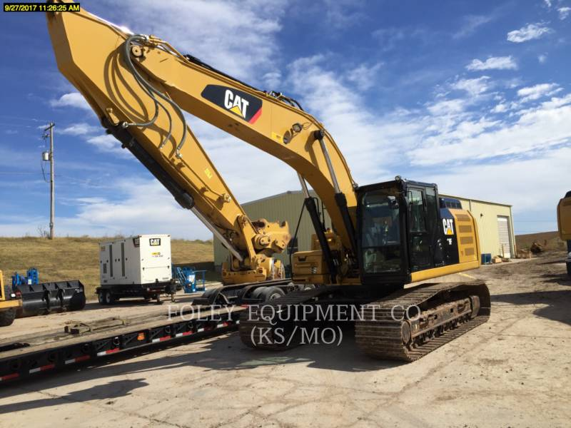 CATERPILLAR TRACK EXCAVATORS 329FL10 equipment  photo 1