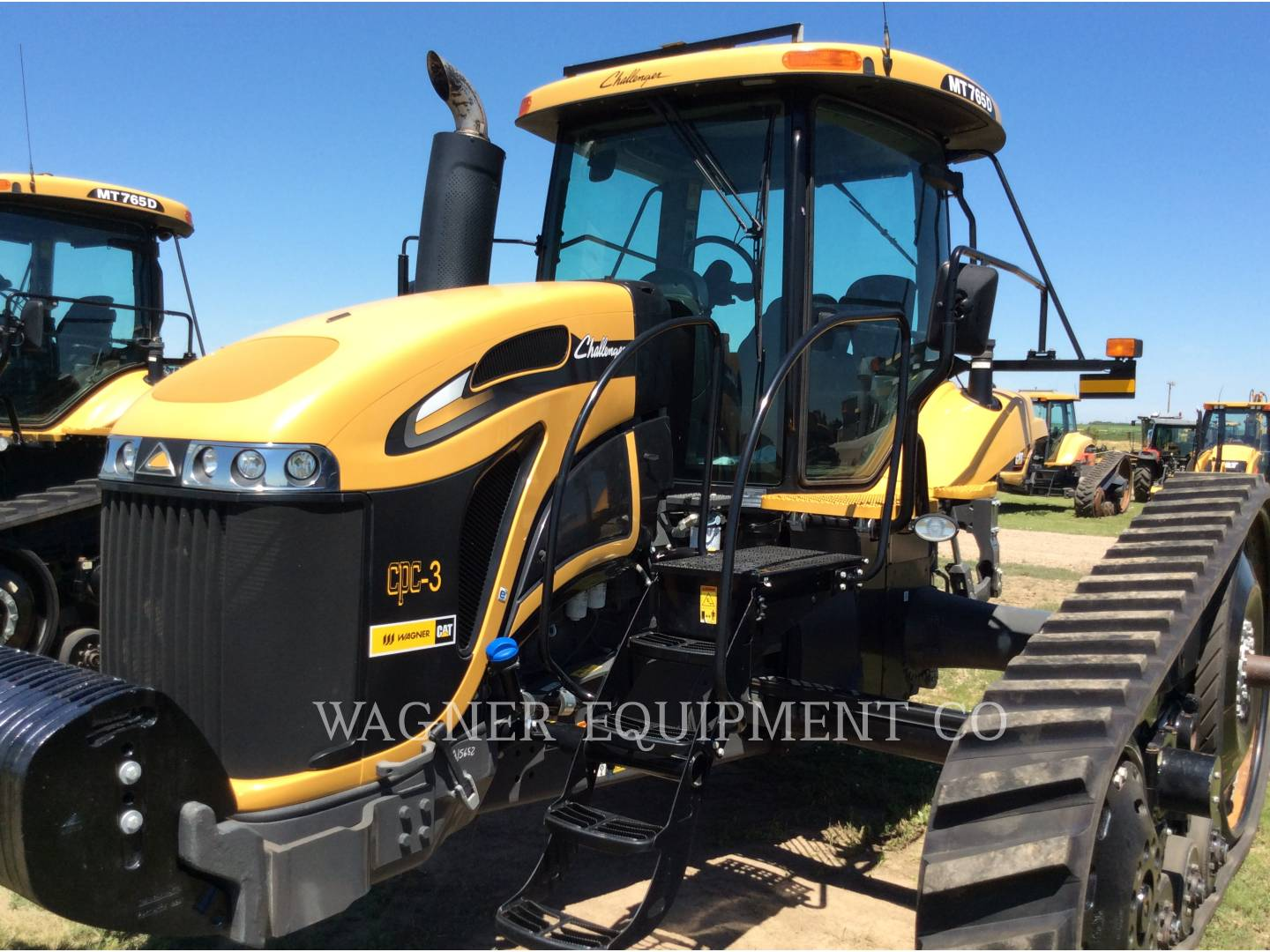 Detail photo of 2014 AGCO MT765D-UW from Construction Equipment Guide