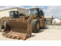 Equipment photo CATERPILLAR 980GII CHARGEURS SUR PNEUS MINES 1