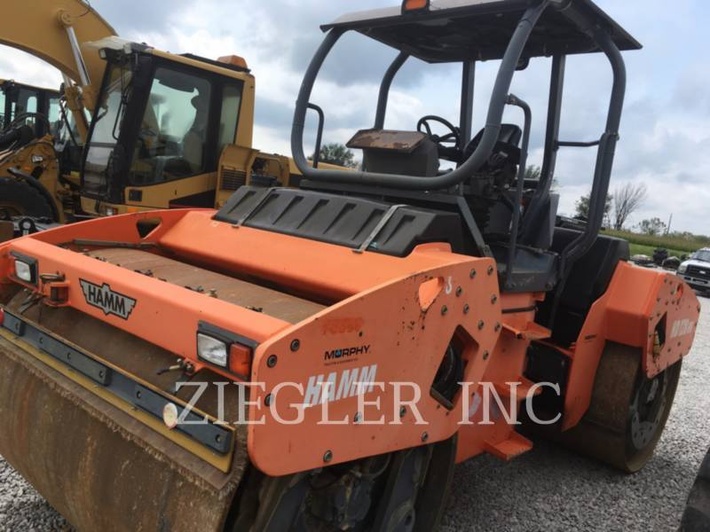 HAMM COMPACTORS HD120HV equipment  photo 2