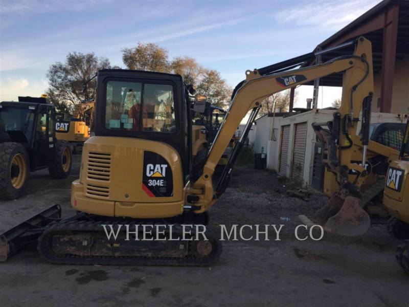 CATERPILLAR EXCAVADORAS DE CADENAS 304E2 C3TH equipment  photo 2