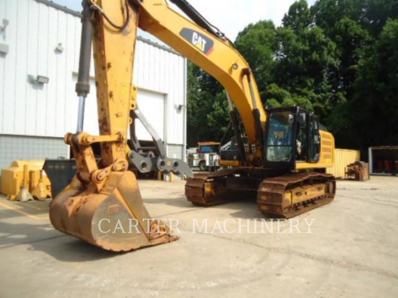 CATERPILLAR PELLES SUR CHAINES 336EL 10 equipment  photo 2