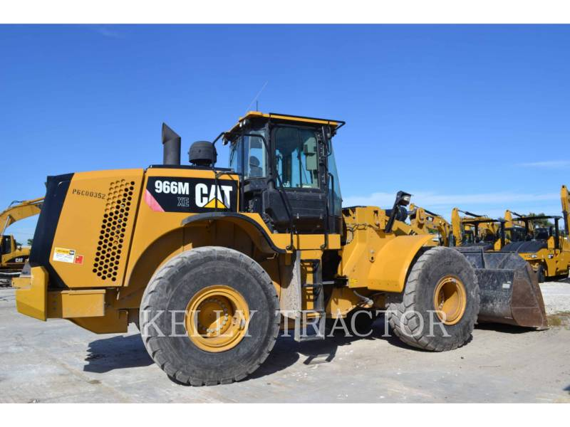 Caterpillar ÎNCĂRCĂTOARE PE ROŢI/PORTSCULE INTEGRATE 966MXE equipment  photo 22