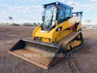 CATERPILLAR SKID STEER LOADERS 259B3 CA equipment  photo 1