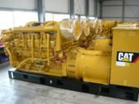 Equipment photo CATERPILLAR 3512B STATIONARY GENERATOR SETS 1