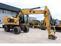 Equipment photo CATERPILLAR M 318 F EXCAVADORAS DE RUEDAS 1