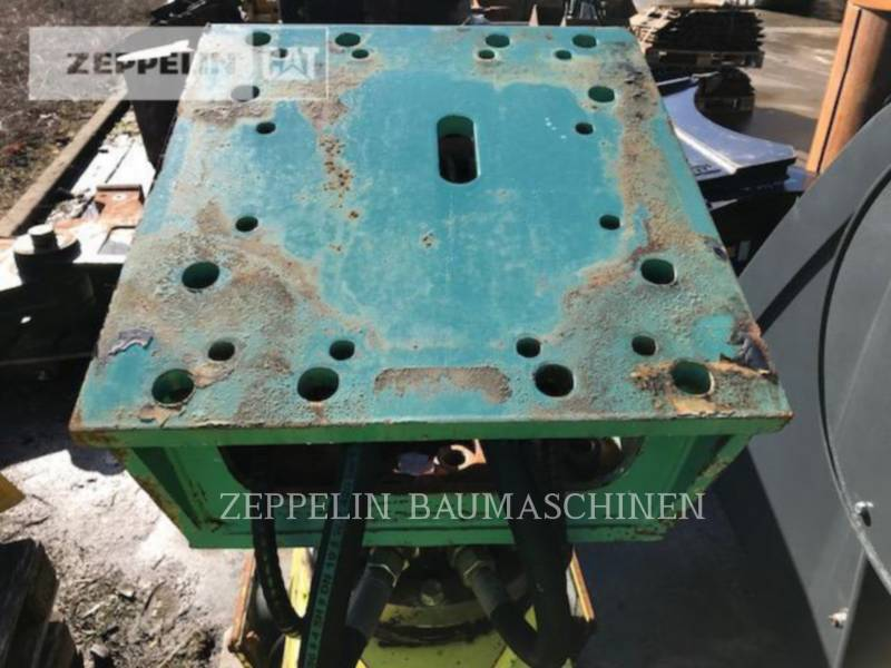 RAMMAX  VIBRATORY PLATE COMPACTOR Prim.-Prod. Komponen equipment  photo 3