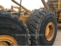 CATERPILLAR KNICKGELENKTE MULDENKIPPER 740 equipment  photo 18