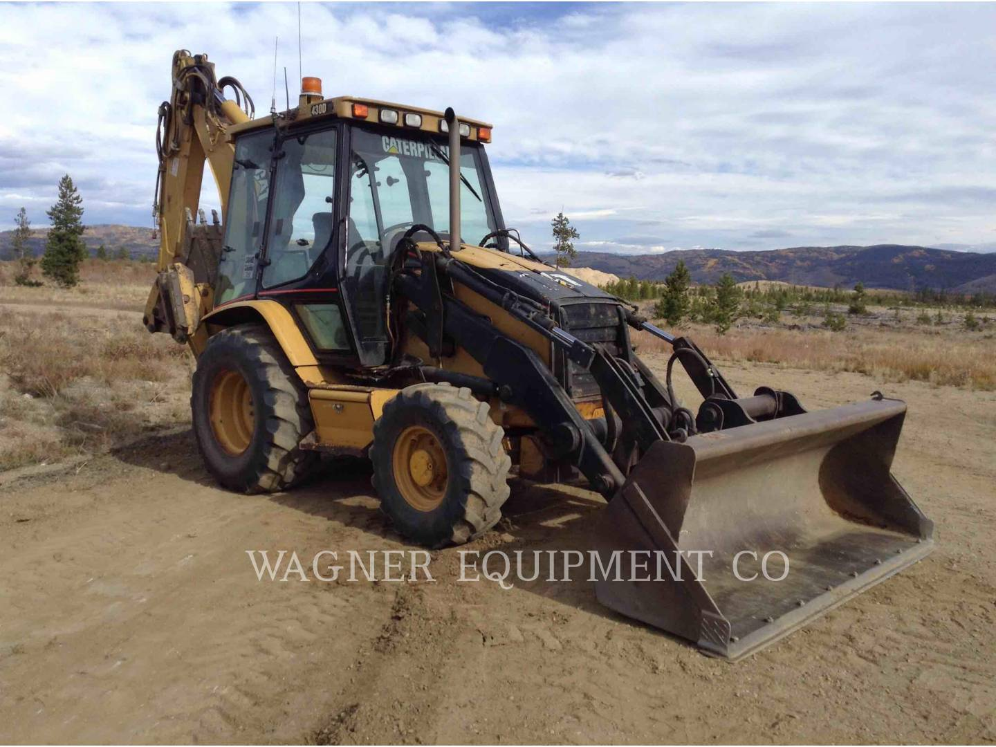 Detail photo of 2002 Caterpillar 430D from Construction Equipment Guide