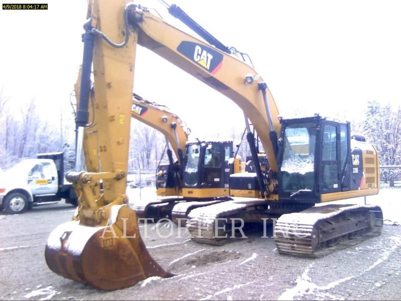 CATERPILLAR KOPARKI GĄSIENICOWE 320EL equipment  photo 1