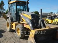 Equipment photo JOHN DEERE 310 BAGGERLADER 1