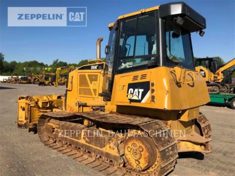 CATERPILLAR TRACTORES DE CADENAS D6KXLP equipment  photo 5