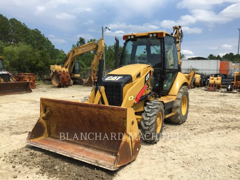 CATERPILLAR BAGGERLADER 420F equipment  photo 2