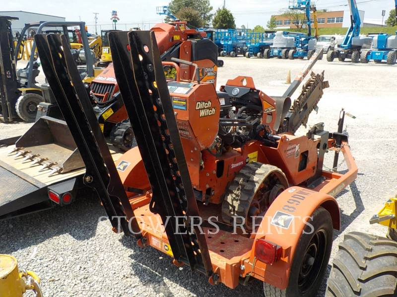 DITCH WITCH (CHARLES MACHINE WORKS)  TRENCHER RT12 equipment  photo 1