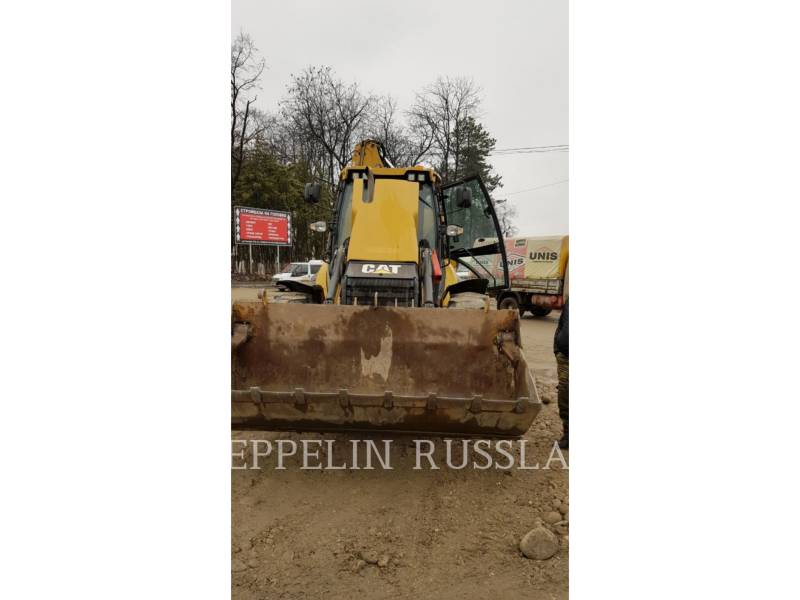 CATERPILLAR BAGGERLADER 444F equipment  photo 6
