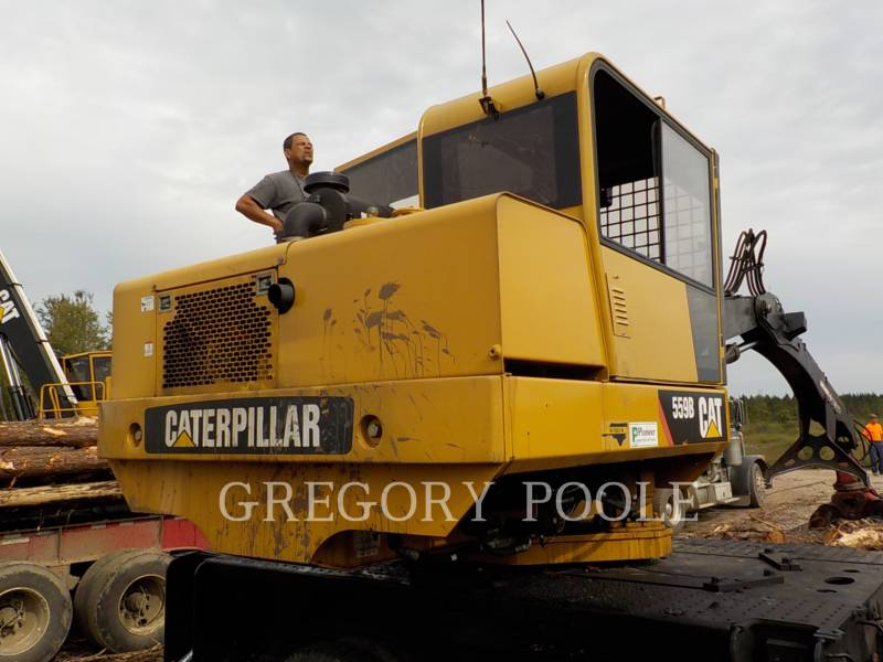 CATERPILLAR ARTICULATION POUR CHARGEUR 559B DS equipment  photo 7