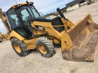CATERPILLAR BAGGERLADER 420E E THM equipment  photo 3