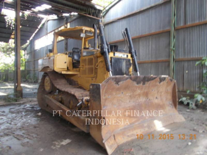Caterpillar TRACTOR MINIER CU ŞENILE D6R equipment  photo 3