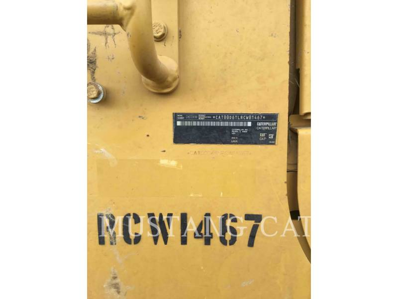 CATERPILLAR TRACTORES DE CADENAS D6TXWVP equipment  photo 5