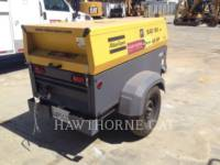 Equipment photo ATLAS-COPCO 185 XAS AIR COMPRESSOR 1