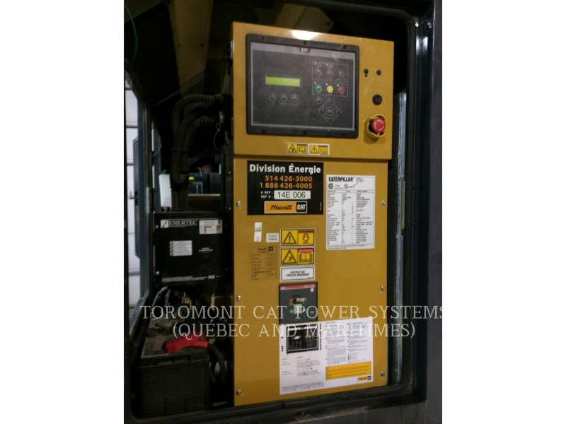 CATERPILLAR Grupos electrógenos móviles D100_ C4.4_ 100KW_ 120/208VOLTS equipment  photo 4