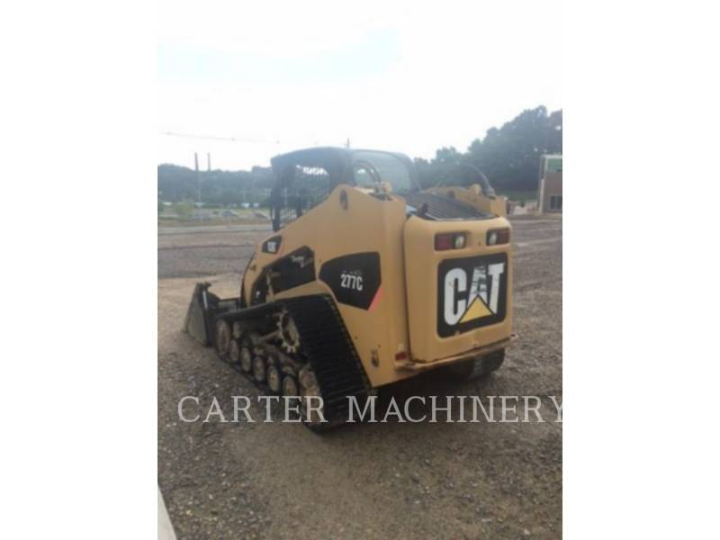CATERPILLAR SKID STEER LOADERS 277C CY equipment  photo 4