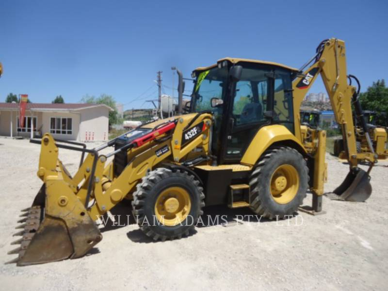 CATERPILLAR TERNE 432F2LRC equipment  photo 2