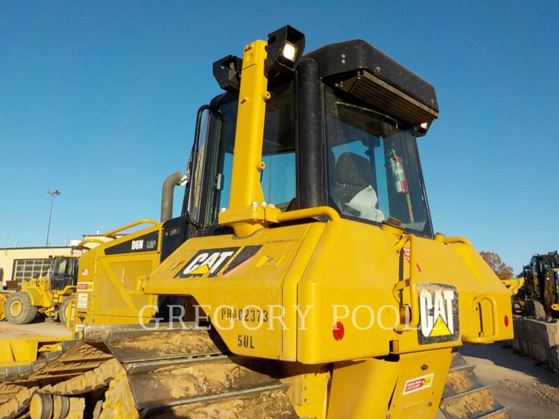 CATERPILLAR ブルドーザ D6N LGP equipment  photo 10