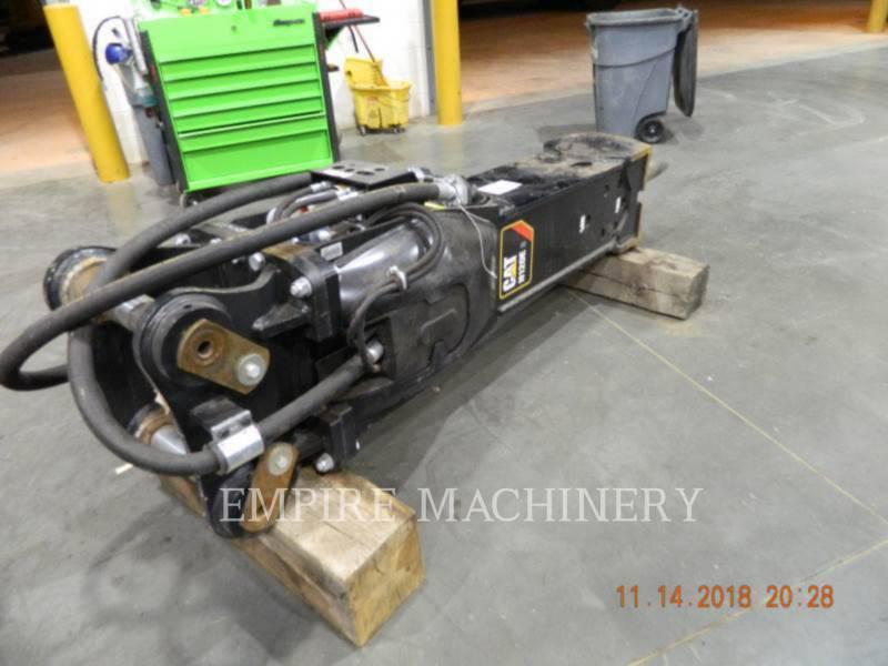 CATERPILLAR AG - HAMMER H120ES equipment  photo 2