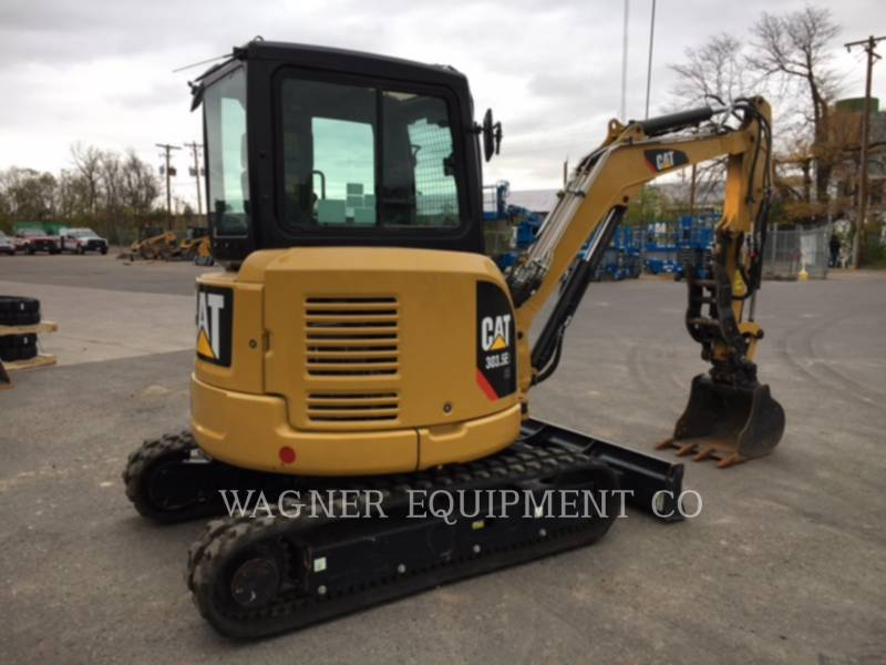 CATERPILLAR EXCAVADORAS DE CADENAS 303.5E2 TB equipment  photo 3