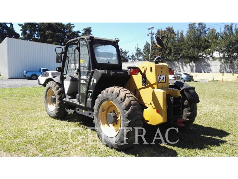 CATERPILLAR TELEHANDLER TH406 equipment  photo 6