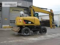 CATERPILLAR KOPARKI KOŁOWE M313D equipment  photo 4
