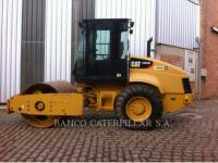 CATERPILLAR PLANO DO TAMBOR ÚNICO VIBRATÓRIO CS-423E equipment  photo 5