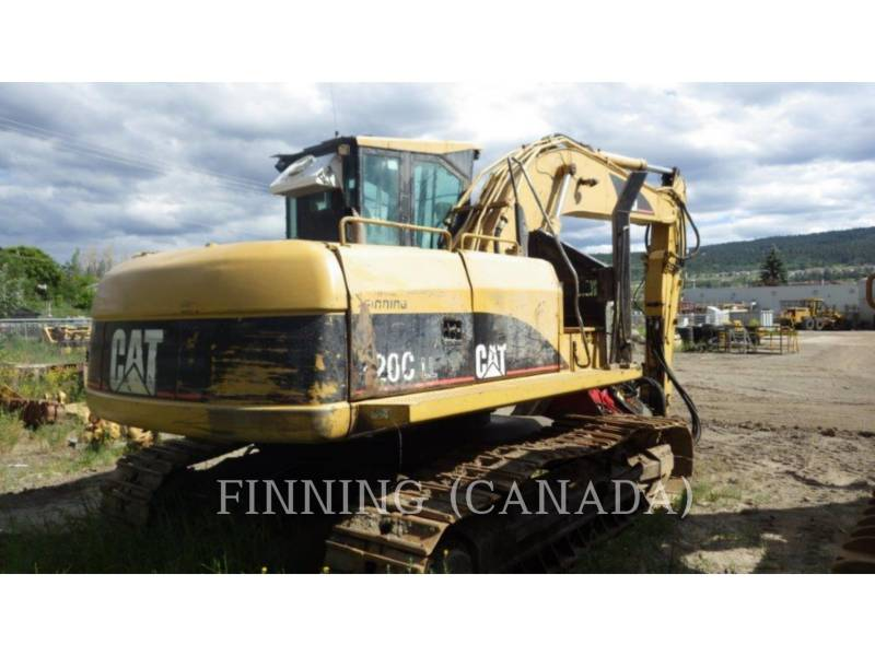 Caterpillar SILVICULTURĂ – PROCESOR 320CFMHW equipment  photo 4