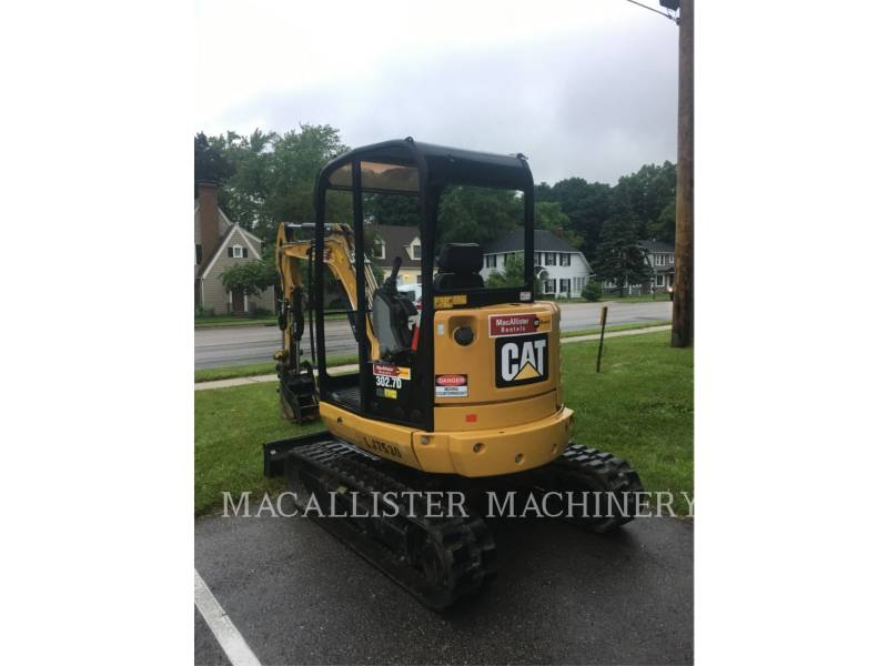 CATERPILLAR EXCAVADORAS DE CADENAS 302.7DCR equipment  photo 4