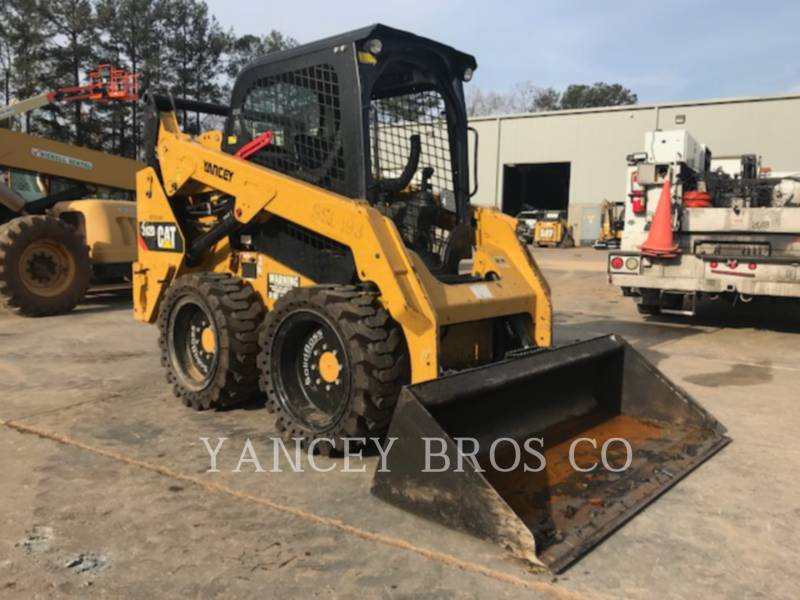 CATERPILLAR SKID STEER LOADERS 242D PDC equipment  photo 6