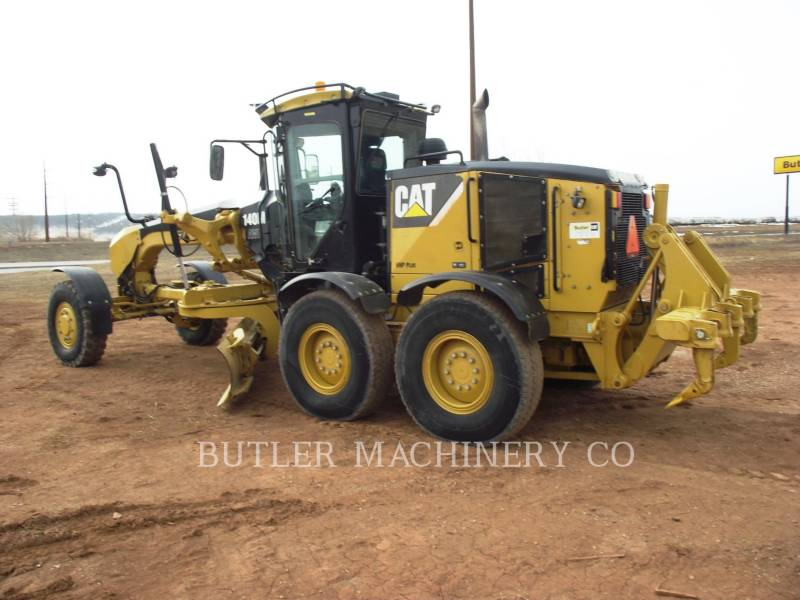 CATERPILLAR MOTOR GRADERS 140MAWD equipment  photo 3