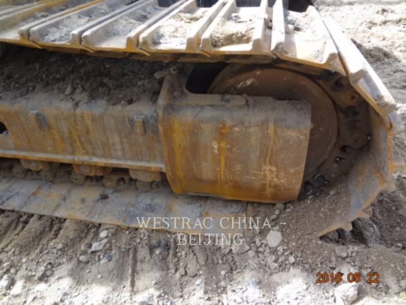 CATERPILLAR TRACK EXCAVATORS 349D2 equipment  photo 10