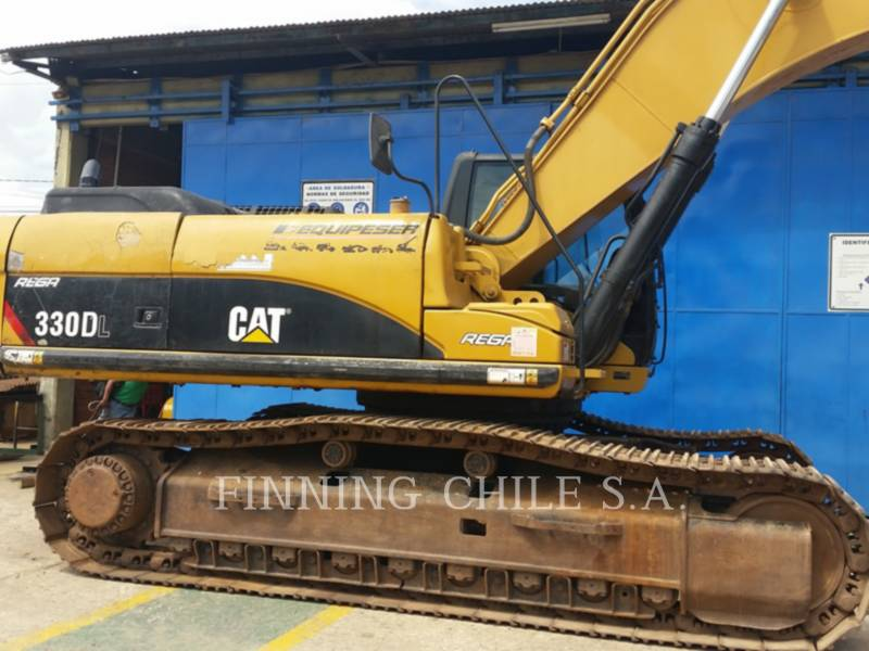 CATERPILLAR EXCAVADORAS DE CADENAS 330DL equipment  photo 1