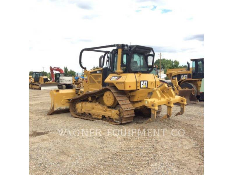 CATERPILLAR KETTENDOZER D6N XL equipment  photo 3